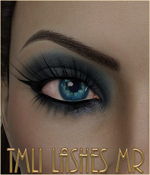 TMLI Lashes MR 2D Graphics Merchant Resources TwiztedMetal