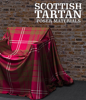 Scottish Tartan :: Poser Materials 2D Graphics Merchant Resources Cyrax3D