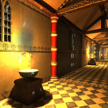 Kings Hall Corridors - Extended License image 3