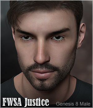 FWSA Justice for Genesis 8 Male by FWArt