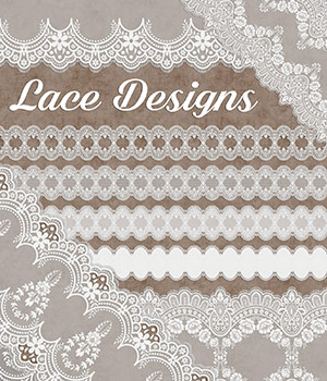 Lace Designs 2D Graphics Merchant Resources Atenais