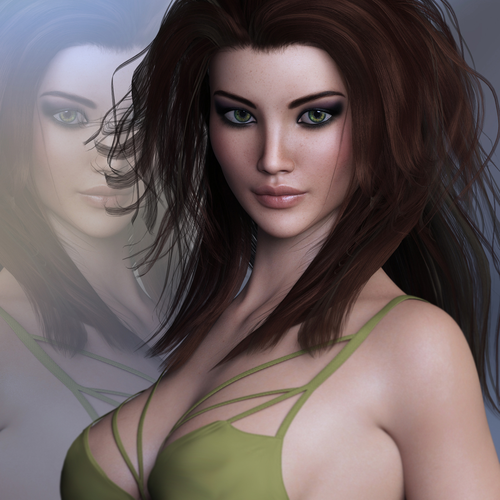 3DS Darby for Genesis 3 Female
