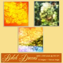Backgrounds of Bokeh Dreams image 3