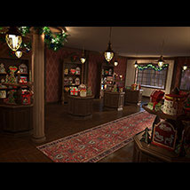 Victorian Gift Shop for Poser and DS  image 2