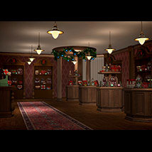 Victorian Gift Shop for Poser and DS  image 3