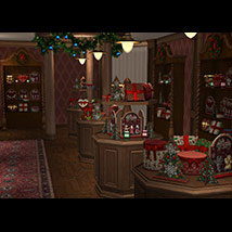 Victorian Gift Shop for Poser and DS  image 5