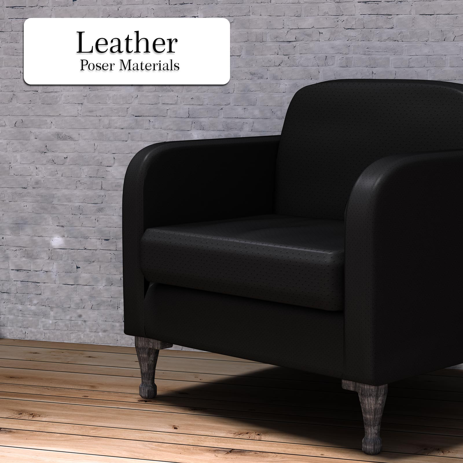 Leather :: Poser Materials