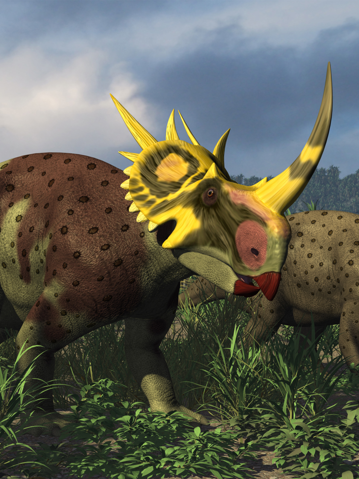 Rubeosaurus DR - Extended License by Dinoraul