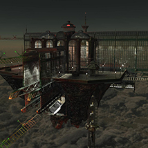 MS15 Victorian Steampunk Terminal for Vue 9 image 2