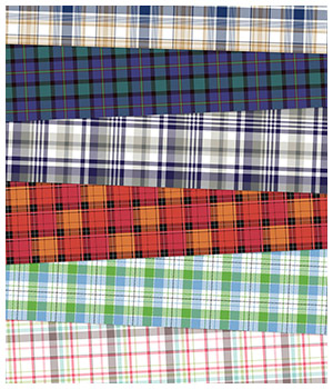 Plaid Fabric Prints 2D Graphics Merchant Resources Medeina