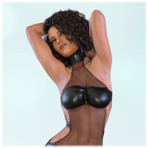 Z Womanly Allure - Poses and Partials for the Genesis 8 Females image 5