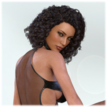Z Womanly Allure - Poses and Partials for the Genesis 8 Females image 6