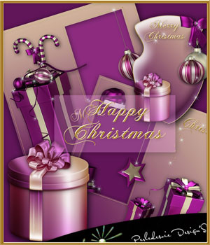 Happy Christmas 2D Graphics Merchant Resources Perledesoie