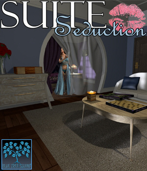Suite Seduction for Poser 3D Models BlueTreeStudio