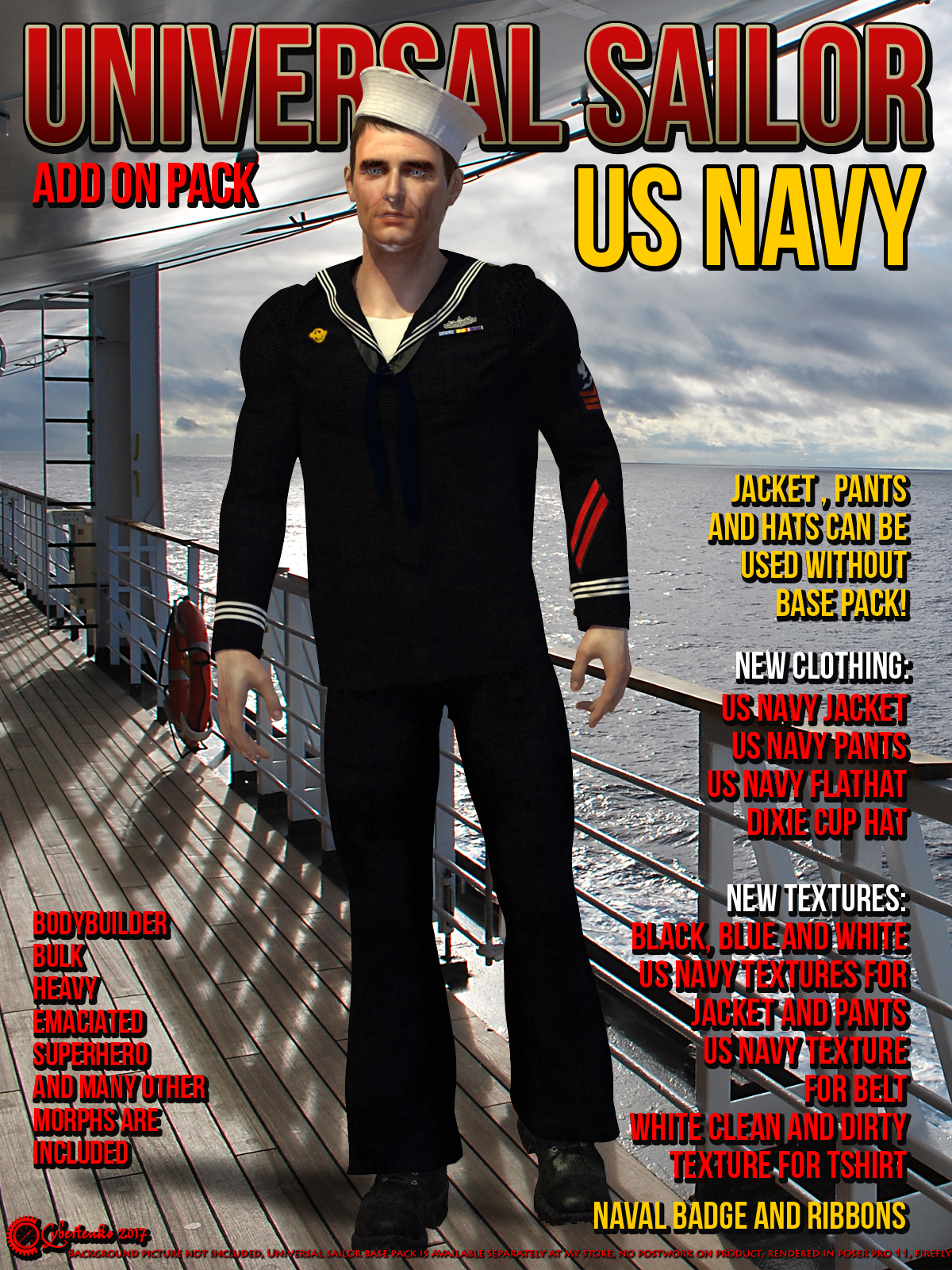 US Navy for Universal Sailor
