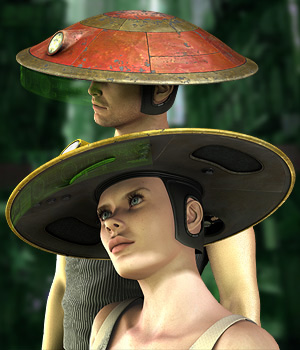 2049_Casual Hat by coflek-gnorg