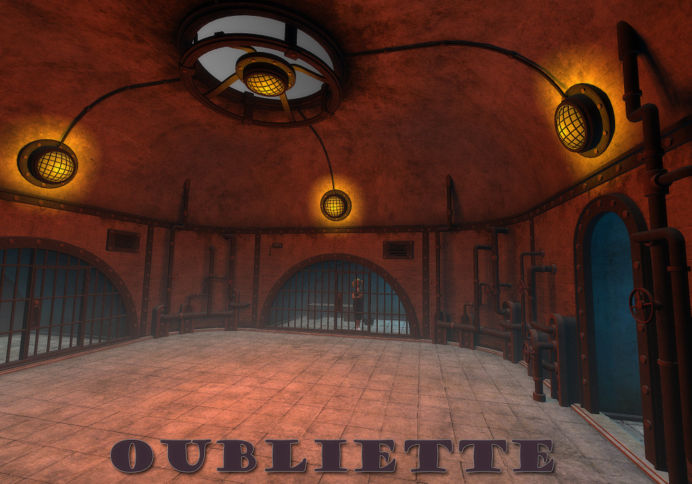 Oubliette for Poser by 1971s