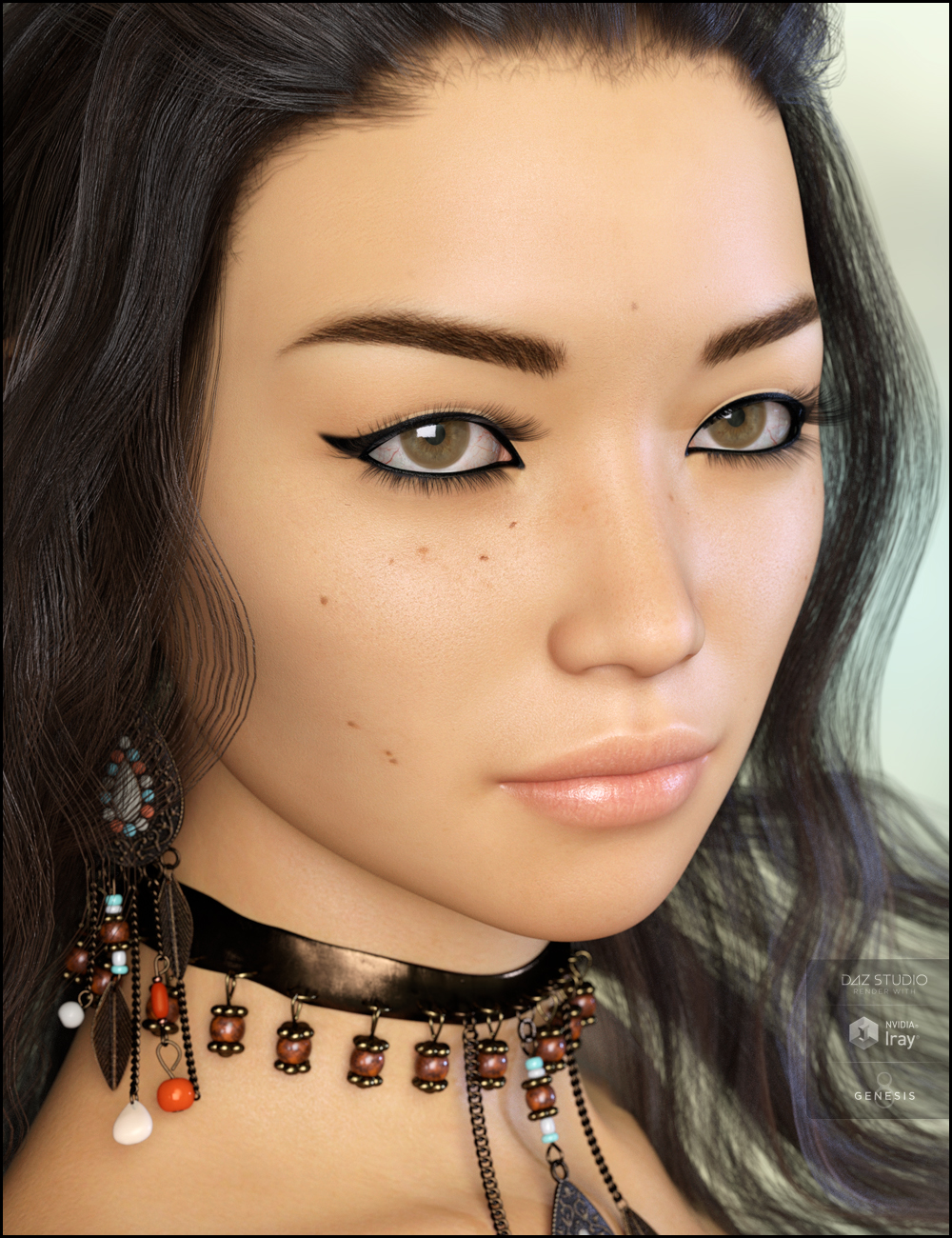 Jasmina for Genesis 8 Female