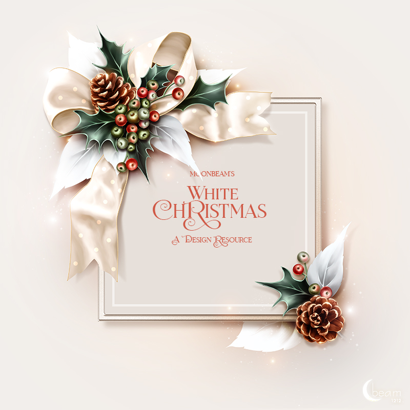 Moonbeam's White Christmas
