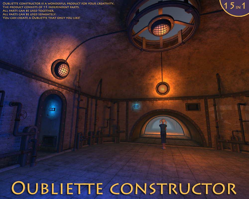 Oubliette constructor