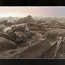 3D Scenery: Rubble of the Heights - Extended License image 2