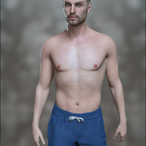 FWSA Bastian for Genesis 8 Male image 1
