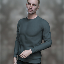 FWSA Bastian for Genesis 8 Male image 2