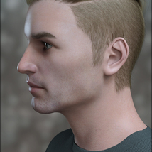 FWSA Bastian for Genesis 8 Male image 3