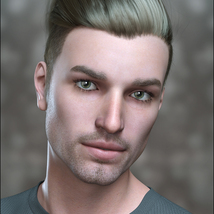 FWSA Bastian for Genesis 8 Male image 4