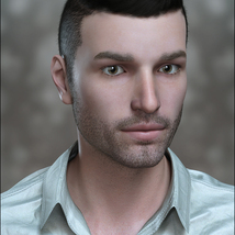 FWSA Bastian for Genesis 8 Male image 5