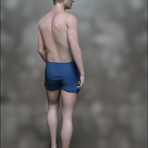FWSA Bastian for Genesis 8 Male image 7