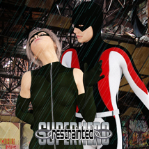 SuperHero Restrained for G3F and G3M Volume 1 image 1