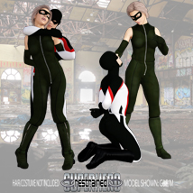 SuperHero Restrained for G3F and G3M Volume 1 image 5