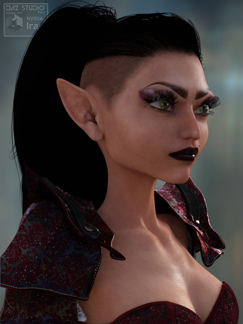 Iris for Genesis 3 Female