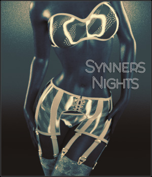 Synners Nights for Delicious G3F 3D Figure Assets SynfulMindz