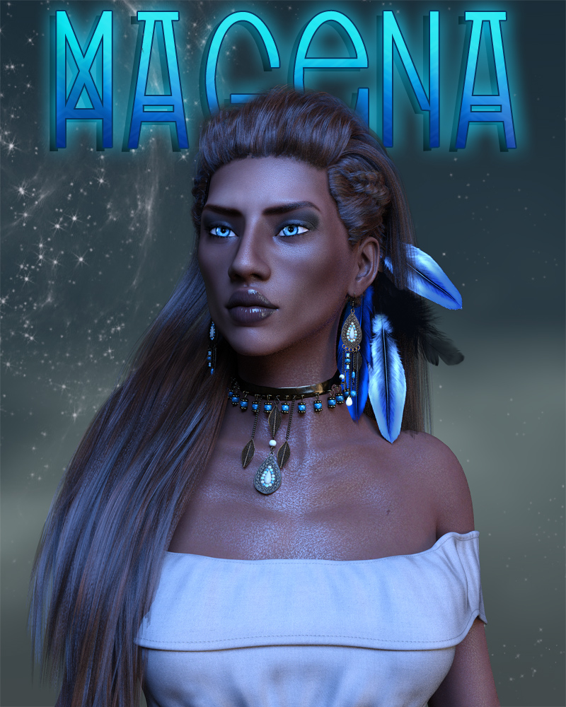 Magena For Genesis 8 Female