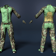 Soul Shards - Texture add on for Sci-Fi Settler for Genesis 8 Male image 4