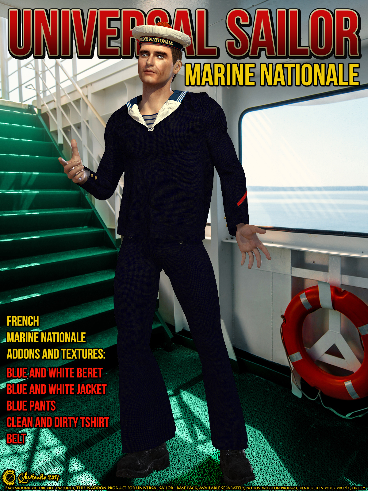 Marine Nationale for Universal Sailor
