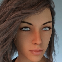 Sisters for Genesis 8 Female - Shapes and Controls image 3