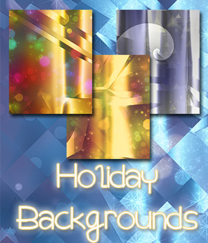 Holiday Backgrounds 2D Graphics antje