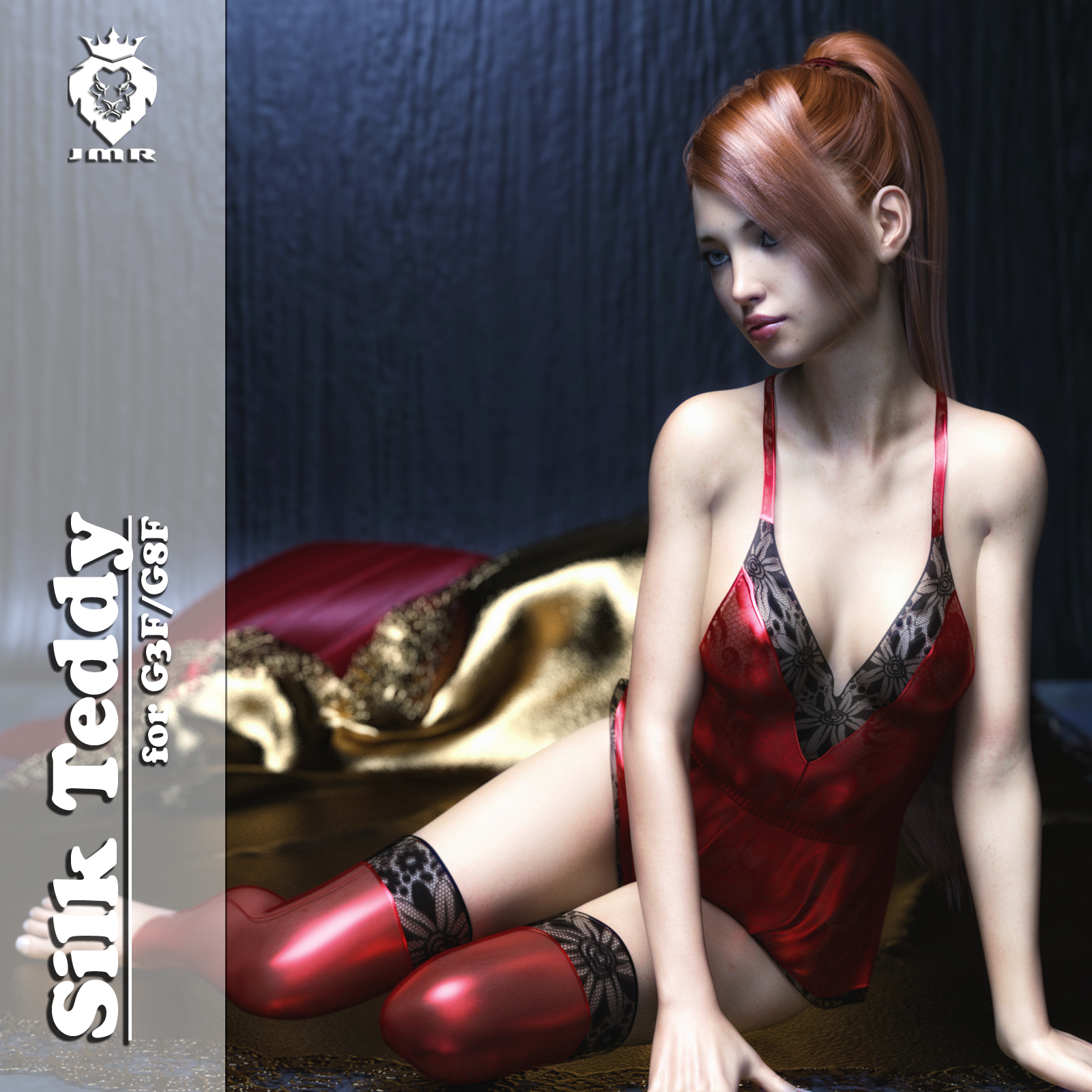 JMR Silk Teddy for G3F and G8F