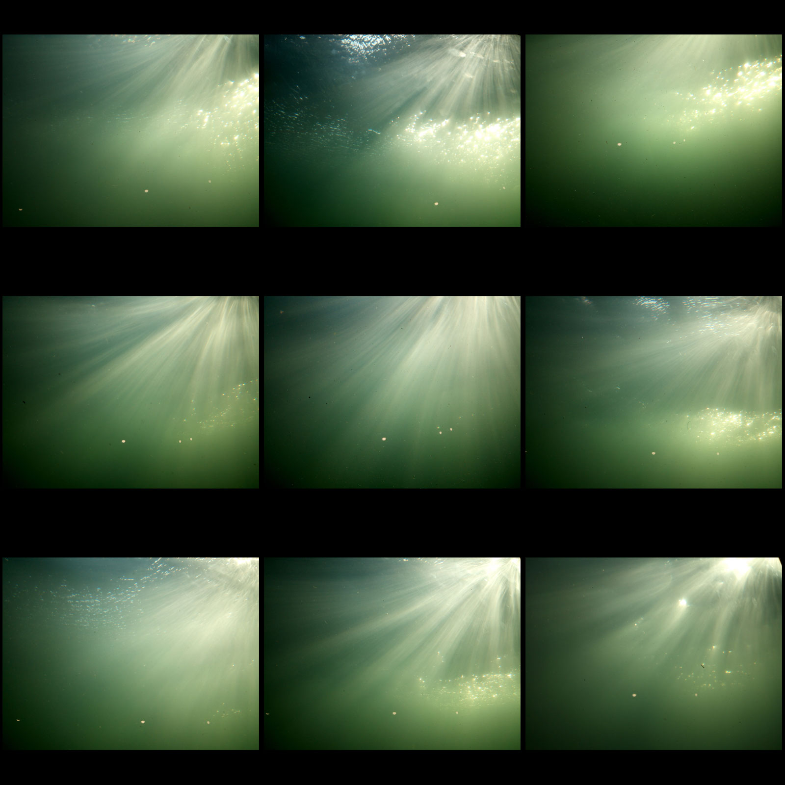Underwater Lights Backgrounds by biala