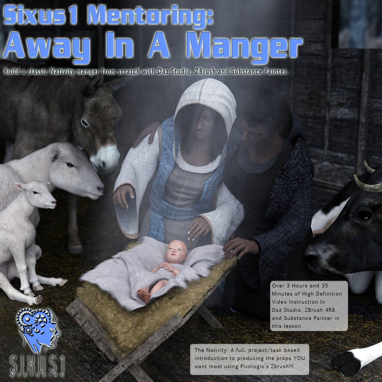 Sixus1 Mentoring: Away In A Manger
