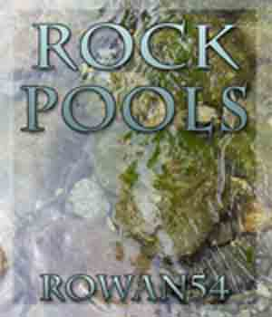 Rock Pools 2D Graphics Rowan54
