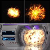 3D Explosions image 4