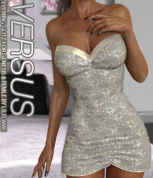 VERSUS - Evening Glitz for Genesis 8 Females 3D Figure Assets Anagord