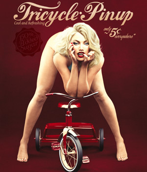 Tricycle Pinup by Prototype