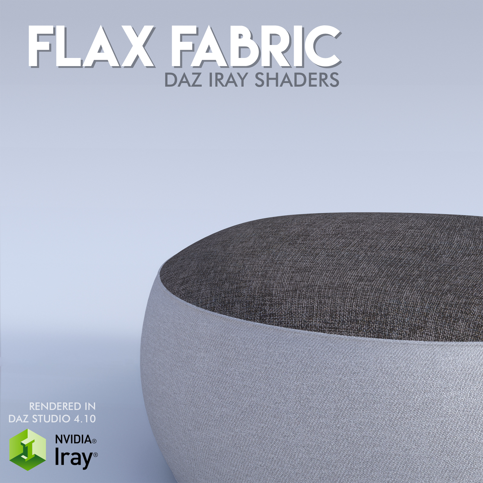 Flax Fabric :: Daz IRAY Shaders