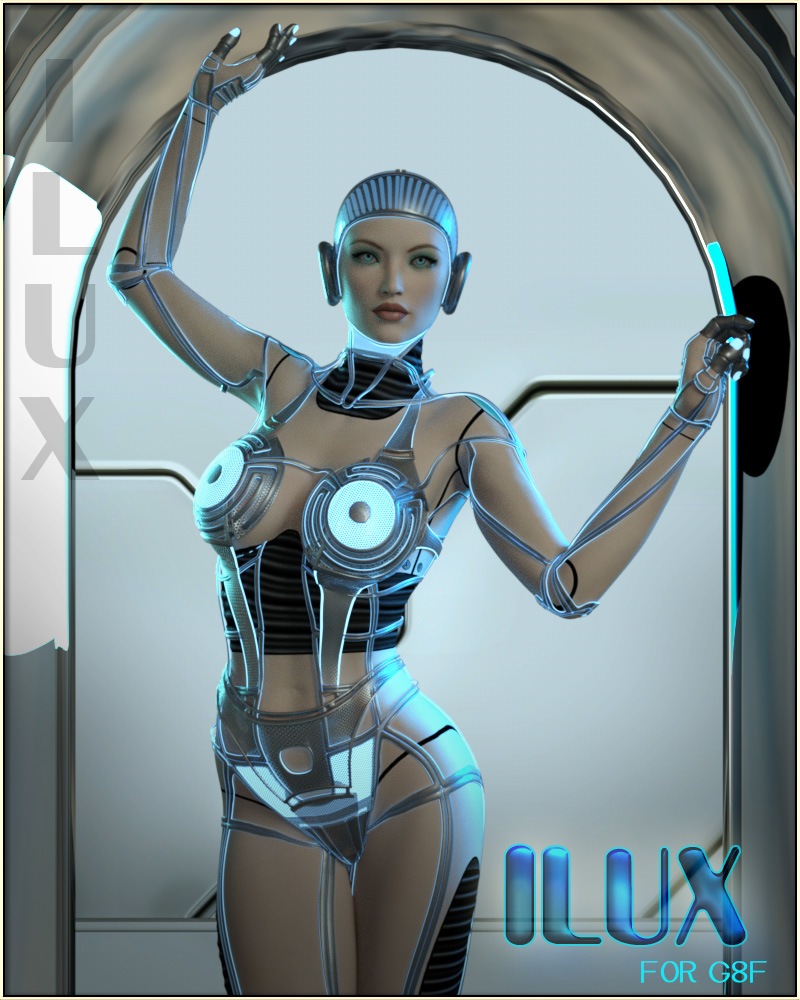VYK_Ilux for G8F by vyktohria