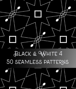 More Black and White 4 2D Graphics antje